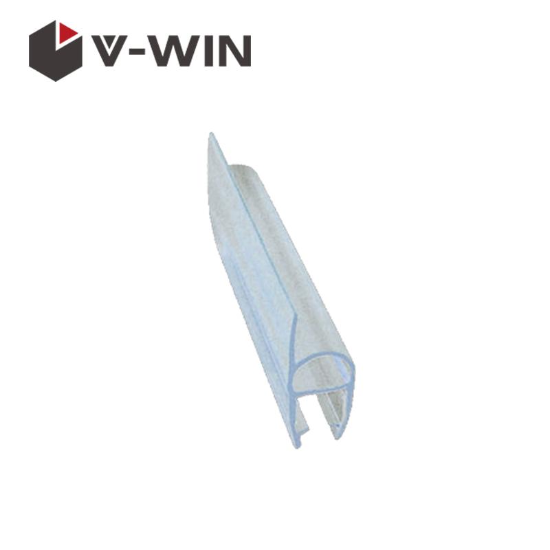 180 Degree Frameless Shower Door Seal Strip VW-PS-2011